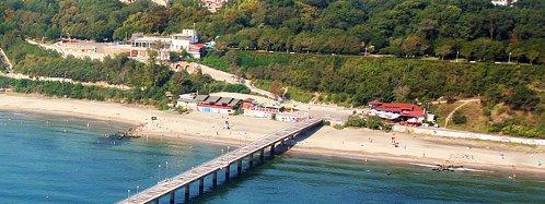 Бургас морски парк Хотели