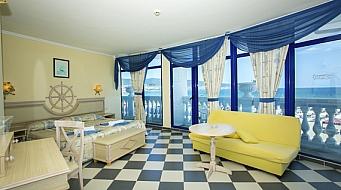 Chaika Beach Resort Джуниор Суит