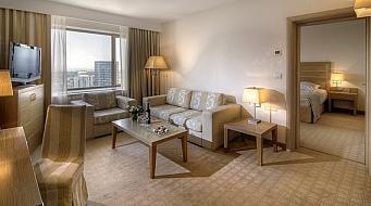 Kempinski Hotel Marinela Sofia Суит 1 спалня