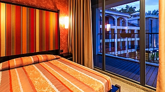 Regina Maria Spa Суит 1 спалня