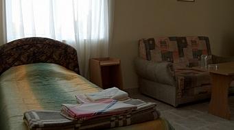 Belite Jeravi Тройна стая Large
