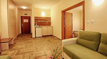 Park Hotel Ljuljak Суит 1 спалня Lux