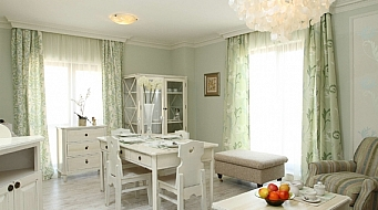 Villa Allegra Апартамент 2 спални Lux