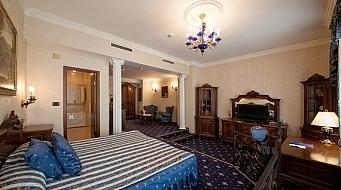 Grand Hotel London Джуниор Суит Lux